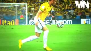 неймар  Колумбия Кубок мира 2014 HD