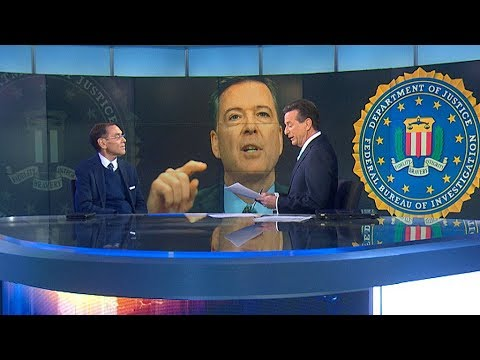 Bruce Fein highlights the significance and surprises of Comey