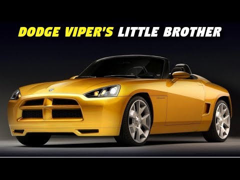 2007 Dodge Demon Roadster Concept - History, Specs, & Cancellation - (Dodge Viper's Little Brother?)