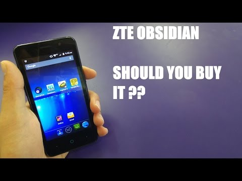 ZTE Obsidian Reviews, Specs & Price Compare