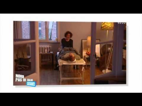 En direct sur France 3 - 2014 reportage sur le Reiki