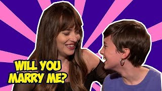 Dakota Johnson Will Crack You Up