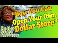 Dollar Store business start up packages.