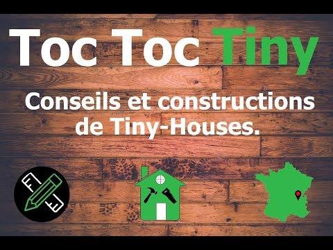 Fabricant de Tiny House en Savoie : Toc Toc Tiny