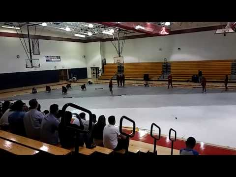 """Bully"" Forest Hill High School Winterguard 2016"