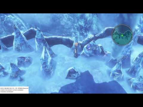 World of Final Fantasy Icicle Ridge slip 3