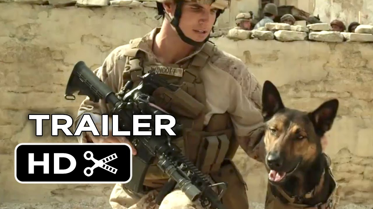 Max Official Trailer 1 2015 - War Dog Drama Hd - Youtube-9023