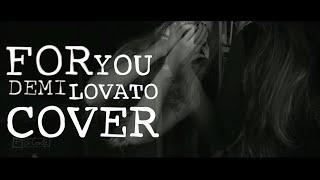 For You Cover Demi Lovato - Mica