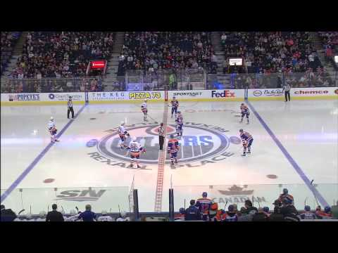 04.01.2015. New York Islanders vs. Edmonton Oilers Full Game HD