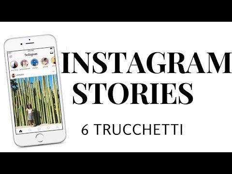 COME INSERIRE I LINK NELLE INSTAGRAM STORIES? 6 TRUCCHETTI