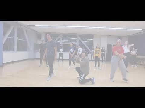 Praise The Lord (Da Shine) - A$AP Rocky Ft. Skepta | Robe Bautista Choreography