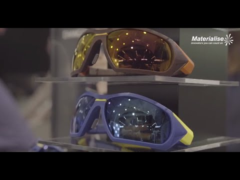 .3D 列印一副獨屬太陽鏡吧 顏值到舒適度全滿分!