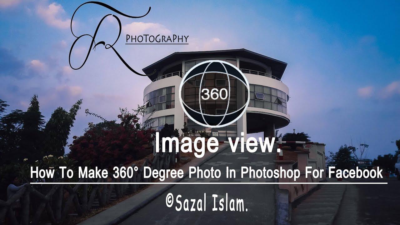 Как делать фото на 360
