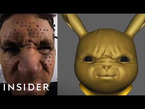 How 'Pokémon Detective Pikachu' Was Animated | Movies Insider