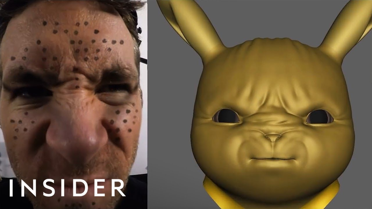 How Pokemon Detective Pikachu Was Animated Movies Insider