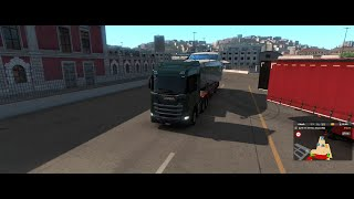 유로트럭2 이탈리아 요트 운송하기