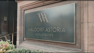 Experience Waldorf Astoria Edinburgh - The Caledonian