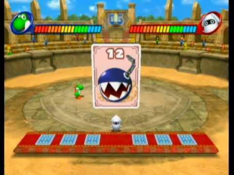 Mario Party 8 - Cardia...