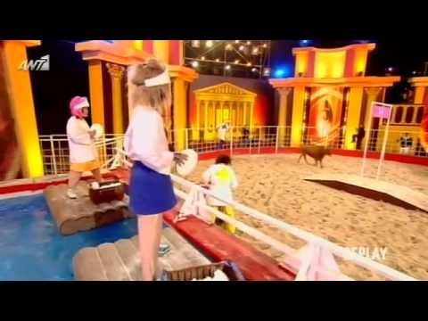 The Biggest Game Show In The World Επεισόδιο 3 - YouTube