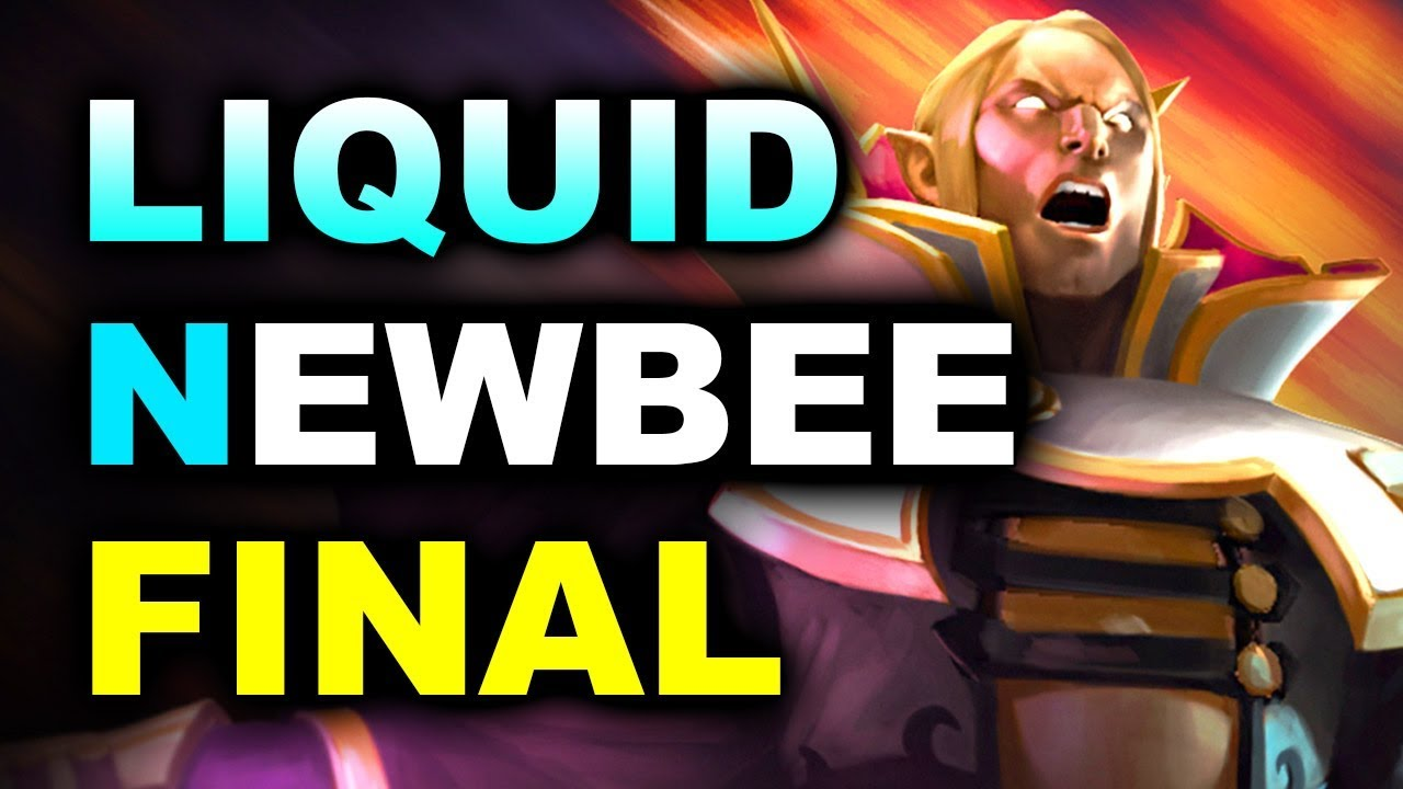Dota 2: Liquid vs NewBee ESL Genting Minor (Final) Galerisi