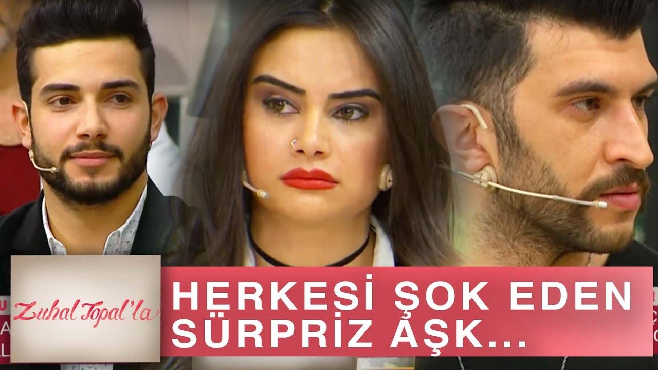 Zuhal Topal'la 171. Bölüm (HD)   Naz'ın Karşılaşma Anında Locada Sürpriz Aşk İtirafı!