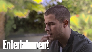 nick jonas reveals the song inspired by his breakup entertainment weekly