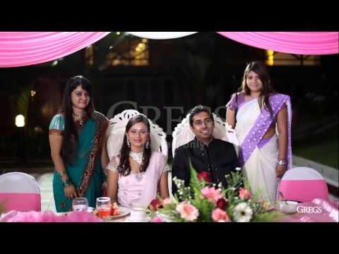 Kumaresan & Gayathiree - Reception Preview