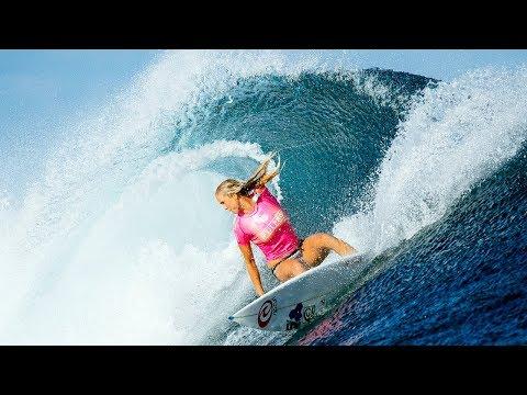 Bethany Hamilton Deserves A Hand | Shark Attack Video Series