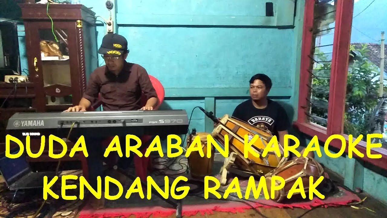 Download Duda Araban Karaoke Koplo Kendang Rampak Cover Mp3 Savethealbum