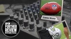 Raiders 2020 Schedule Breakdown | Upon Further Review | Las Vegas Raiders