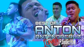 Best of ANTON ANTENORCRUZ Live at The MusicHall!