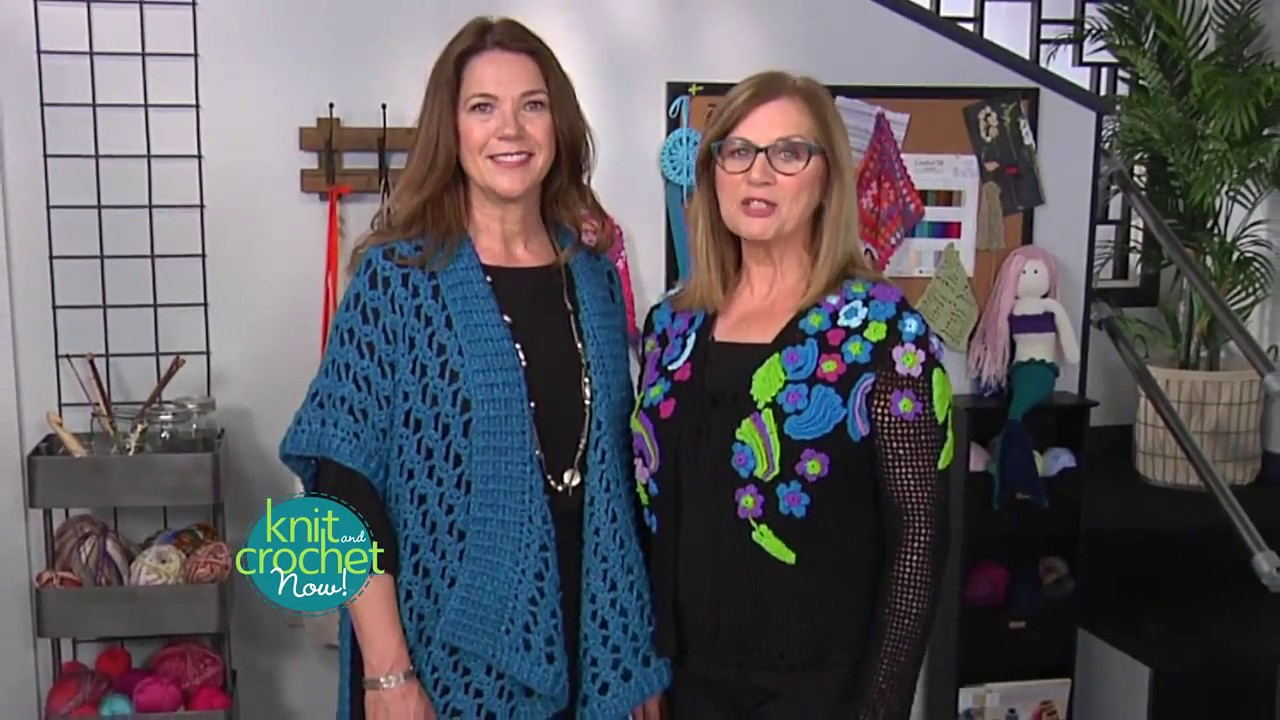 Knit And Crochet Now Season Nine Preview Youtube