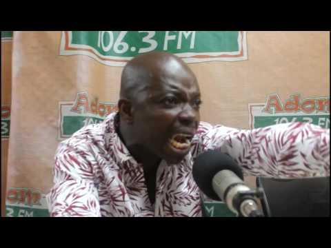 ABRONYE's full interview on Adom FMs Dwaso Nsem Morning Show Monday