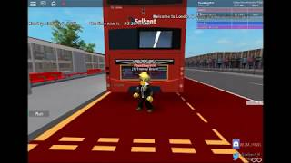 Roblox Plumstead Bus Simulator- Journey of my new gemini 2 volvo of selkent
