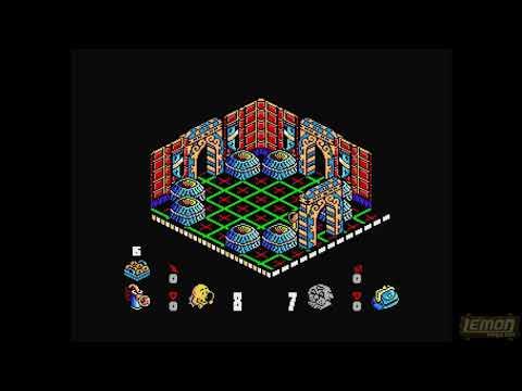Head Over Heels (Amiga) - A Playguide and Review - by LemonAmiga.com