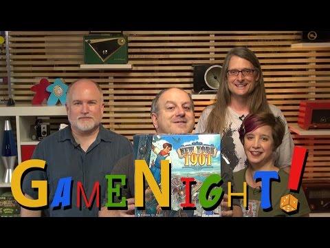 New York 1901 - GameNight! Se3 Ep18