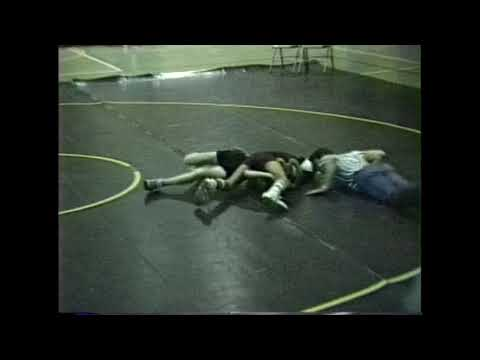 Round Valley Middle School Wrestling December 1987