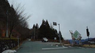 【険道ドライブ】静岡県道389号線・01_山住峠 Shizuoka PR389