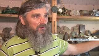 Житель Каратузского района организовал в собственном доме музей камней
