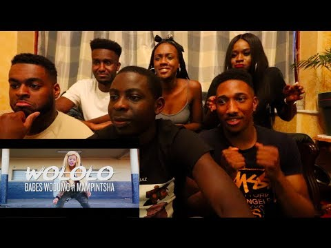 Babes Wodumo ft Mampintsha - Wololo ( REACTION VIDEO ) || @BABESWODUMO @MampintshaNuz