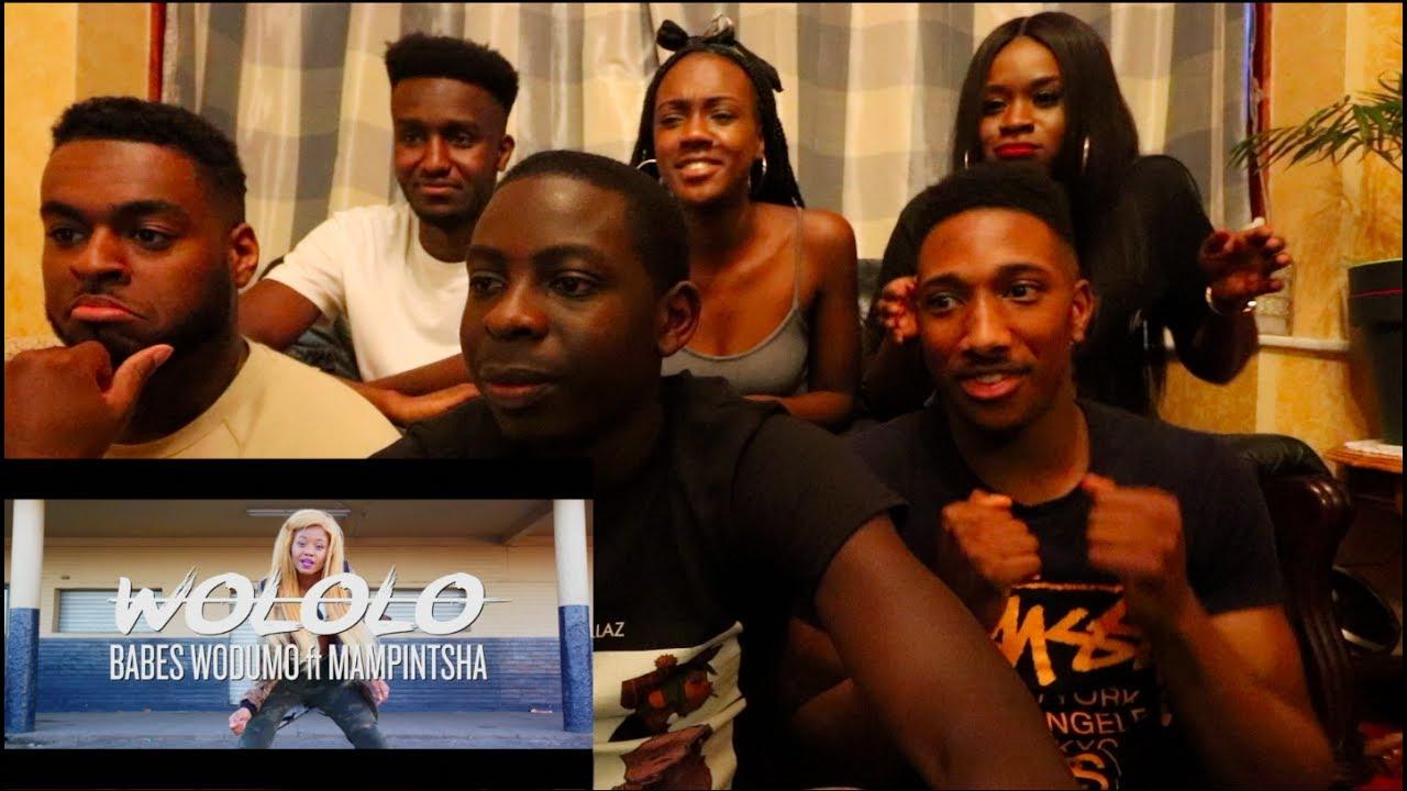 Download Babes Wodumo ft Mampintsha - Wololo ( REACTION VIDEO ) || @BABESWODUMO @MampintshaNuz