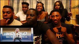 Babes Wodumo ft Mampintsha - Wololo ( REACTION VIDEO ) || @BABESWODUMO @MampintshaNuz