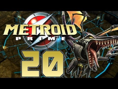Let's Play Metroid Prime - Part 20 - Duell mit Meta-Ridley