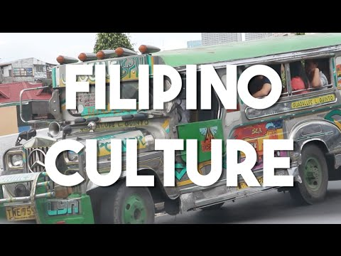 Filipino Culture (Vlog 45 - Foreigners Galore and Travelling in the Philippines)