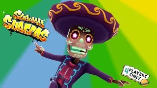 Subway Surfers | MANNY MARIACHI Outfit Unlock - HALLOWEEN in MEXICO #10 By Kiloo