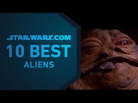 Best Star Wars Aliens | The StarWars.com 10