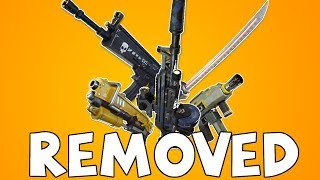 5 Weapons You CANNOT Get Anymore | Fortnite Save the World