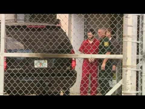 Esteban Santiago Compadeció Ante Una Corte Por El tiroteo En El Aeropuerto De Fort Lauderdale