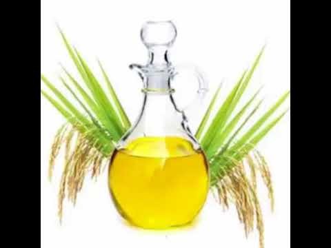 The Health Benefits of Rice Bran Oil
