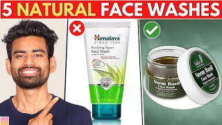 5 Natural Face Washes in India Under Rs 299 (My Honest Picks)